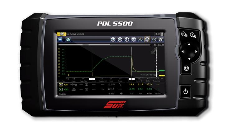 Scanner PDL 5500
